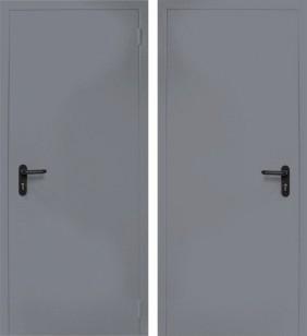 Противопожарная дверь (EI=60) - ДорОптКомплект